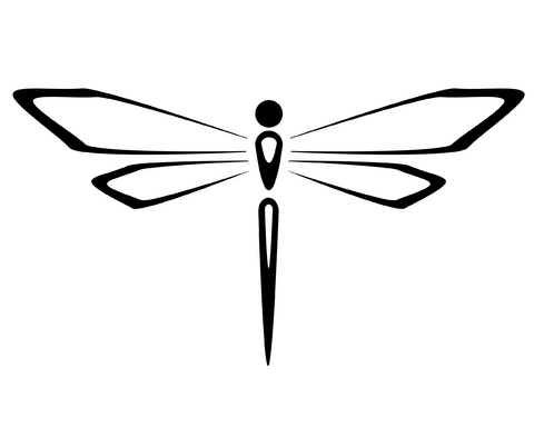 Remove Tatto on Thumbs Dragonfly Tattoo 1 Designs